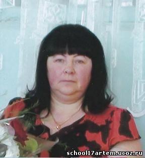 Грань Вера Николаевна